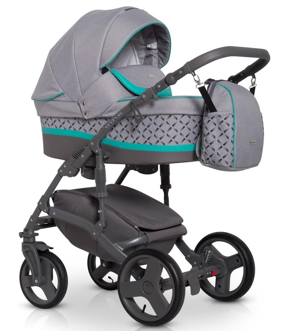 a6645cc03b1a73 Expander Astro wózek dziecięcy wielofunkcyjny 3w1 szary