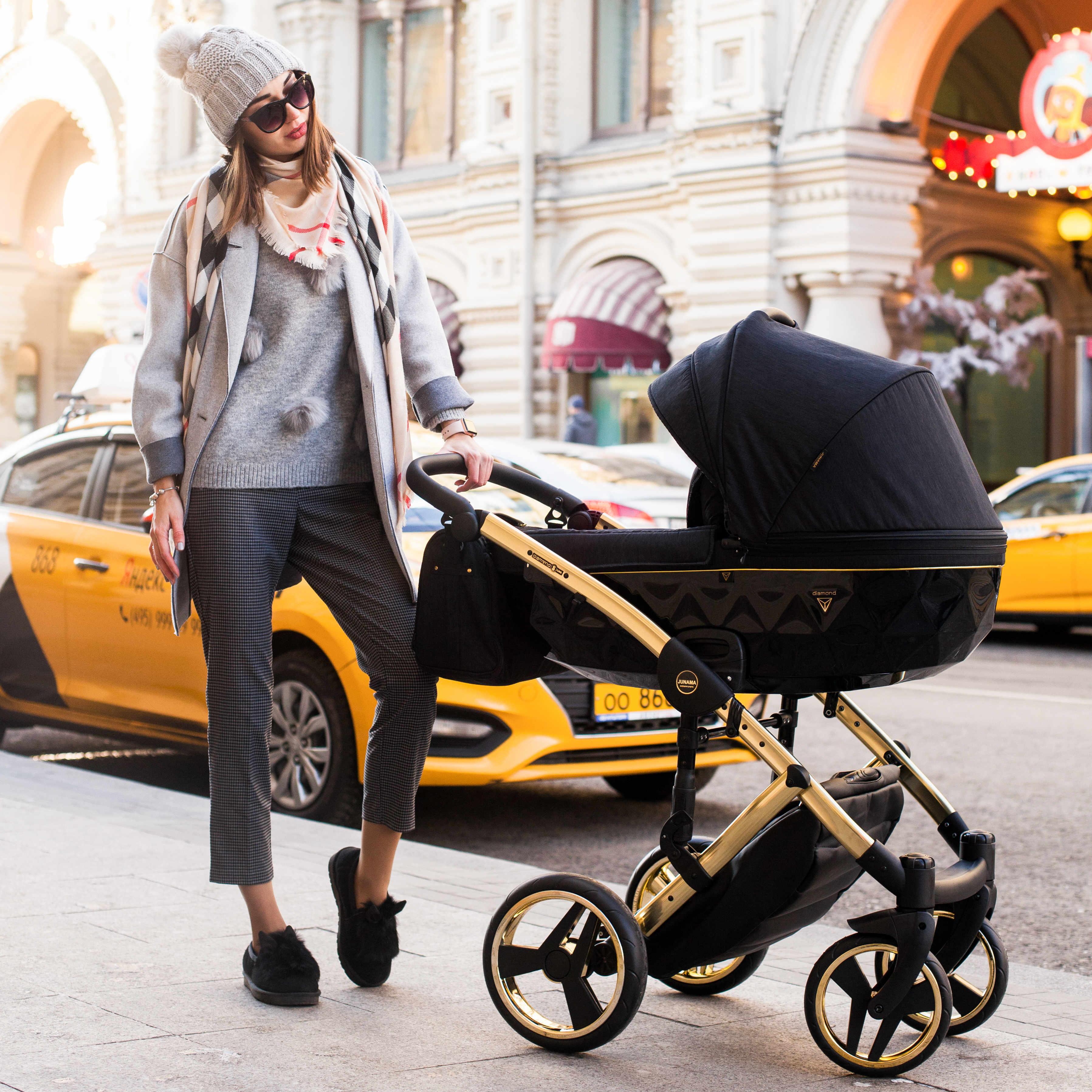 wózki dziecięce wielofunkcyjne 2w1 gondola i spacerówka