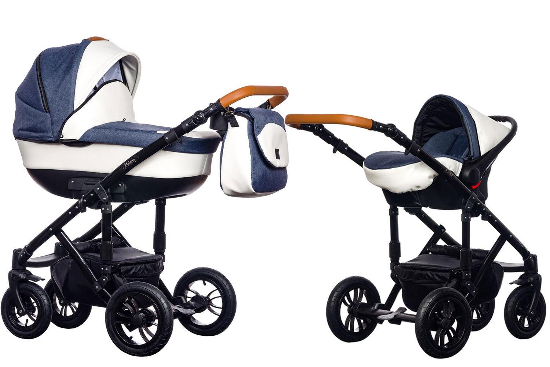 wózki wielofunkcyjne 2w1 gondola i fotelik samochodowy