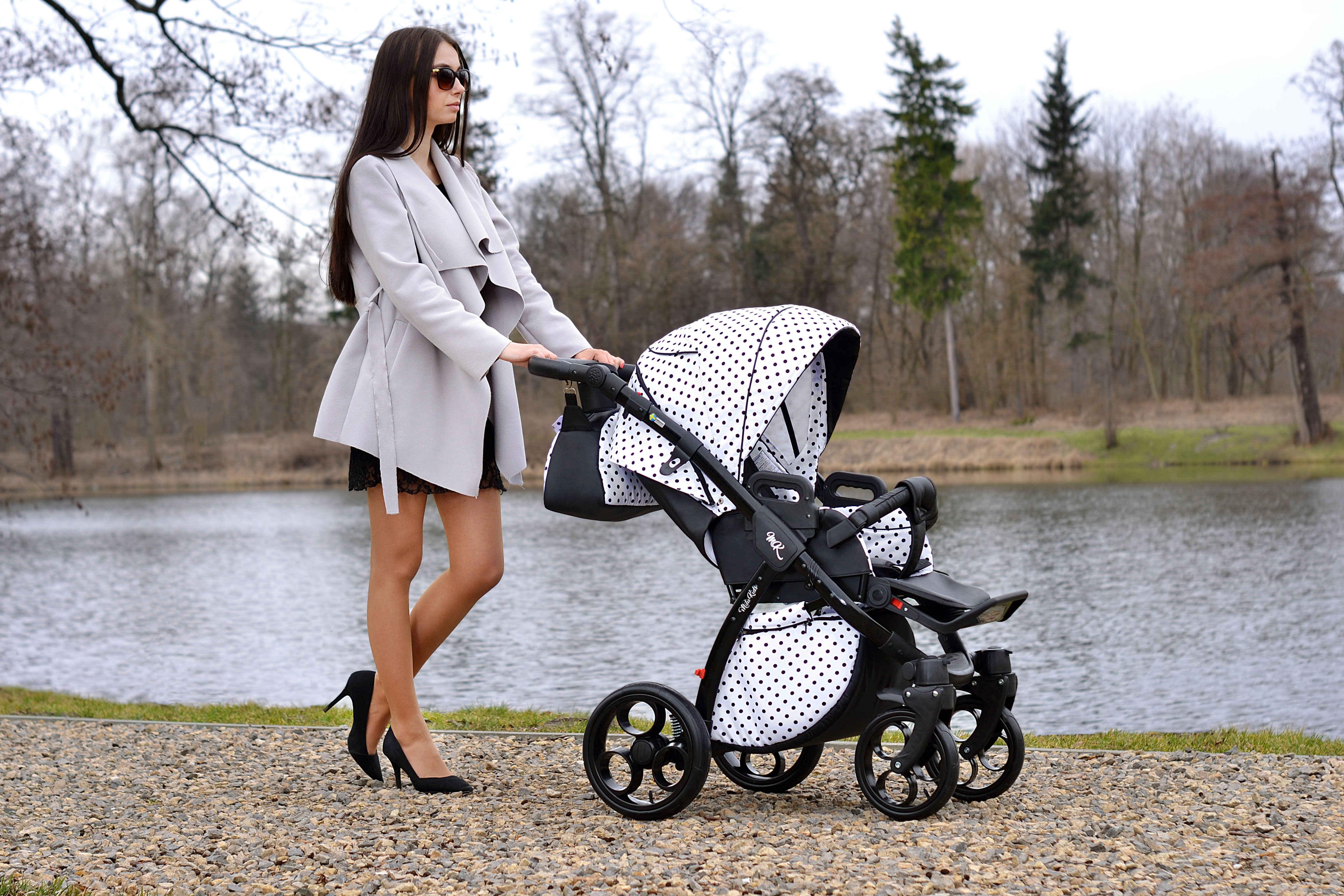 Wózki spacerowe, dziecięce