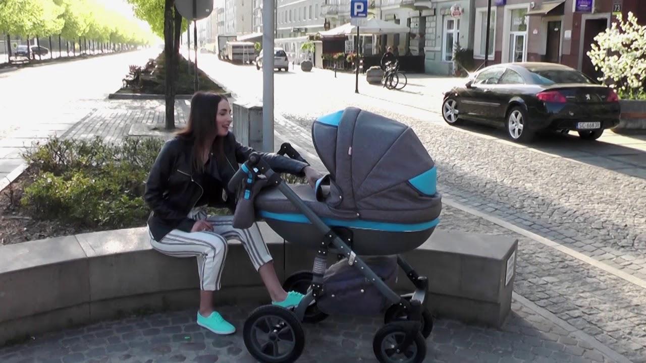 wózek dziecięcy Krasnal I-Xeo wózek dziecięcy wielofunkcyjny